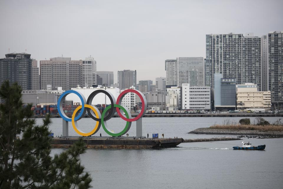 Olympics Tokyo 2020 Olympic Rings