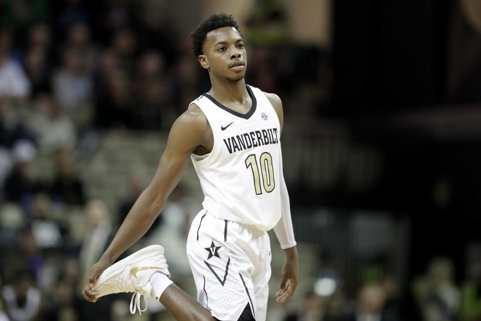 Alcorn St Vanderbilt Basketball