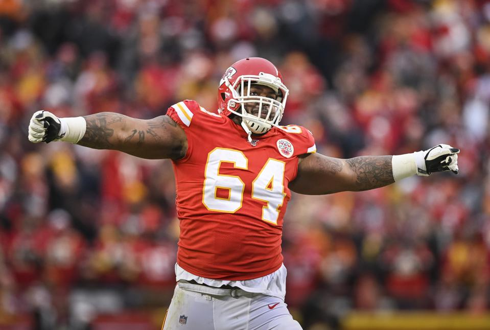 Free Agent — And Kansas Native — Mike Pennel Represents Intriguing Offseason Decision For Chiefs
