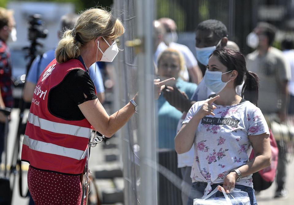 Virus Outbreak Germany