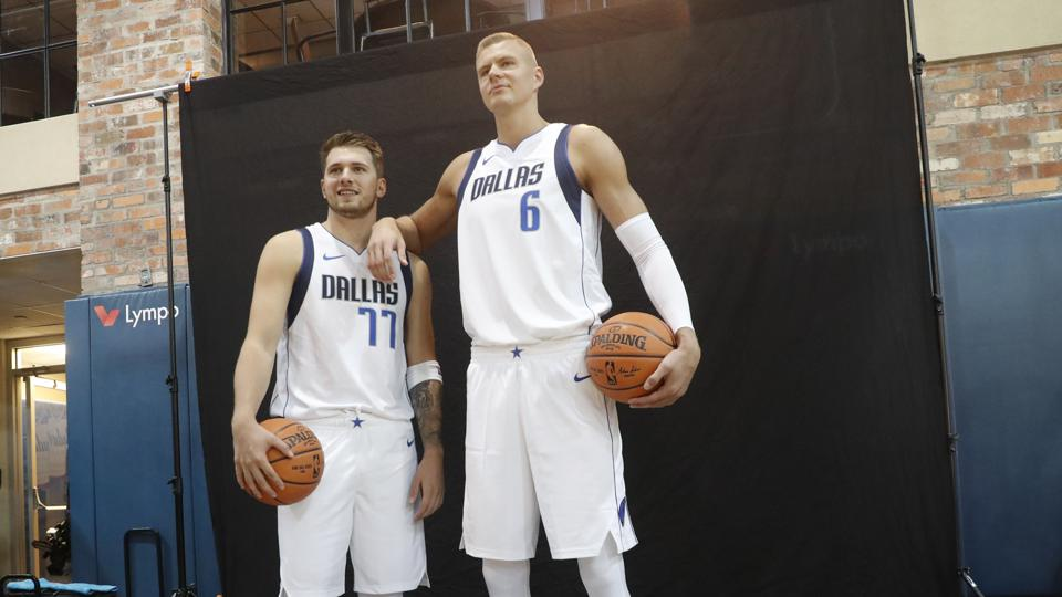 Dallas Mavericks Season Preview: The Future Is Here With Luka Doncic And Kristaps Porzingis