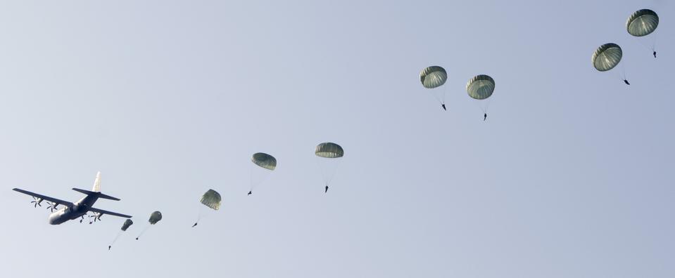 The Parachute Assault; Still A Bridge Too Far?