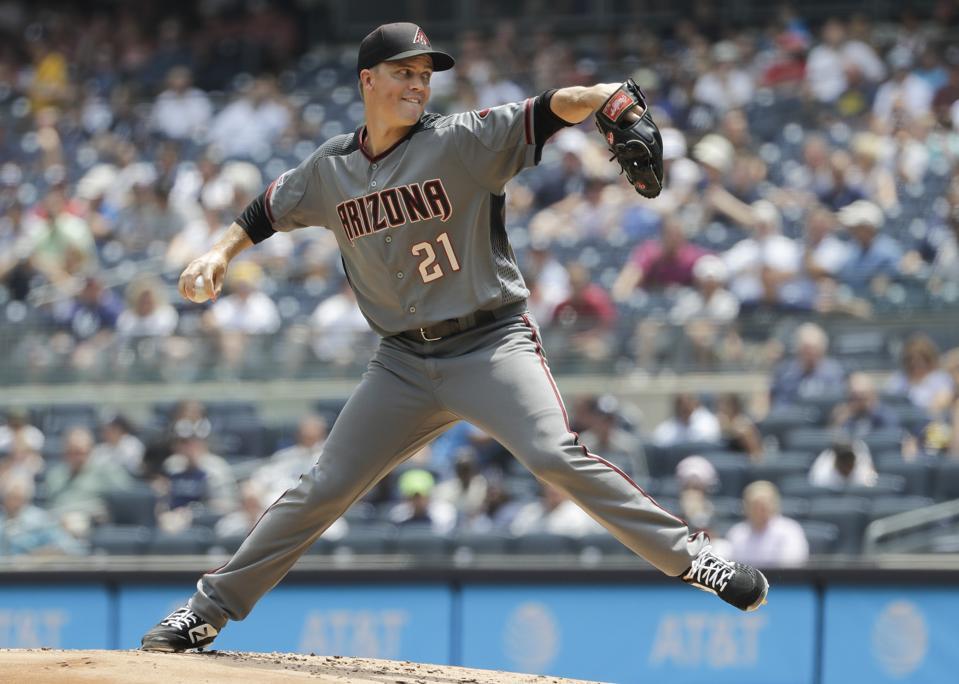 Diamondbacks Yankees Baseball