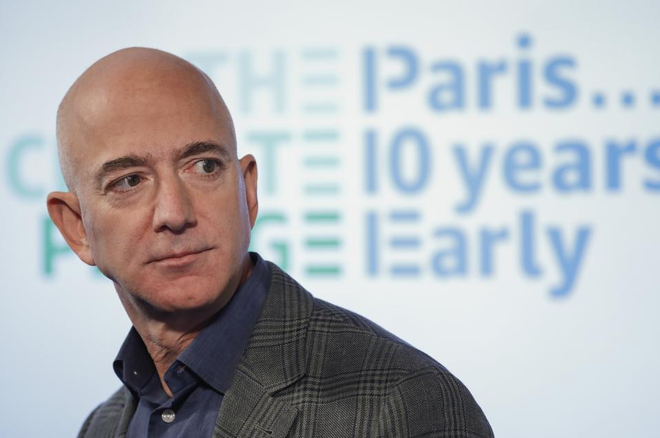 Jeff Bezos Lawsuit