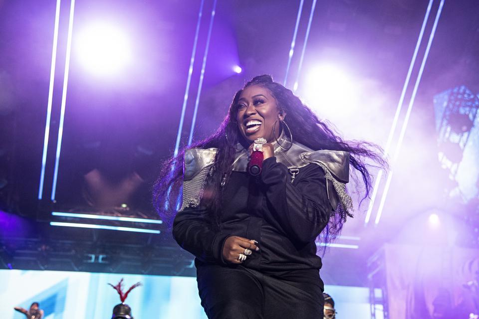 Missy Elliott Will Receive MTV's Video Vanguard Award, Becoming The