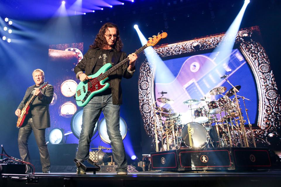 Rush in Concert - Los Angeles