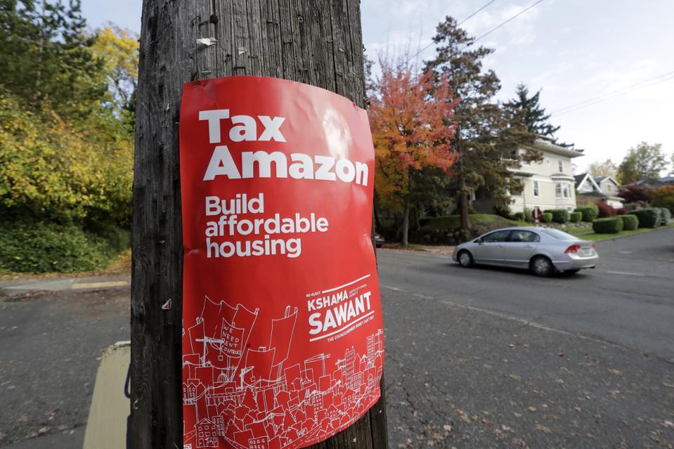 Amazon City Council Spending