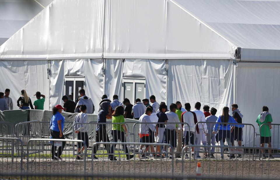 Immigration Teen Detention Camp Florida