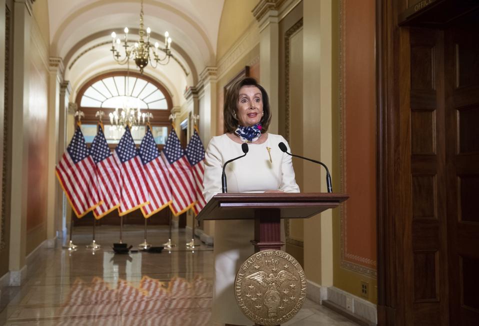 Massive House Bill Includes New Improved Stimulus Checks