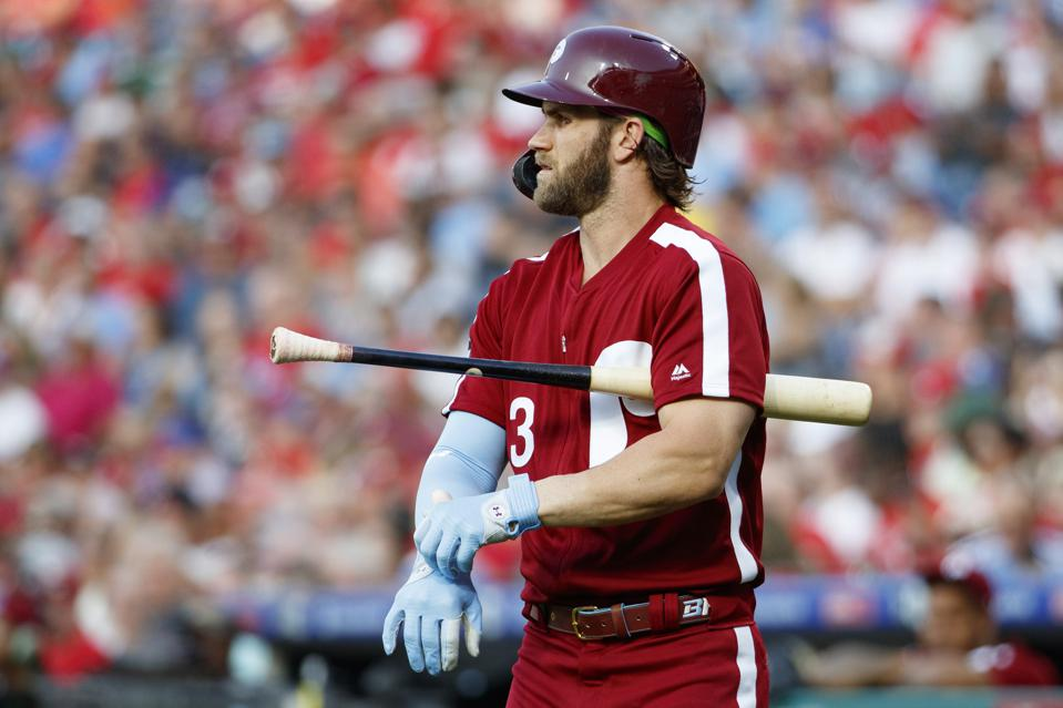 Bryce Harper Is Giving The Phillies