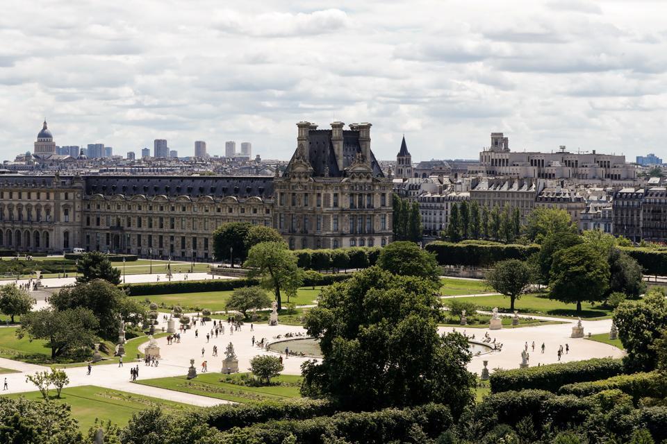 Tuileries Garden Paris attractions