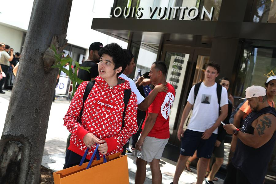 Why Supreme And Louis Vuitton Made A Perfect Pair For Consumers