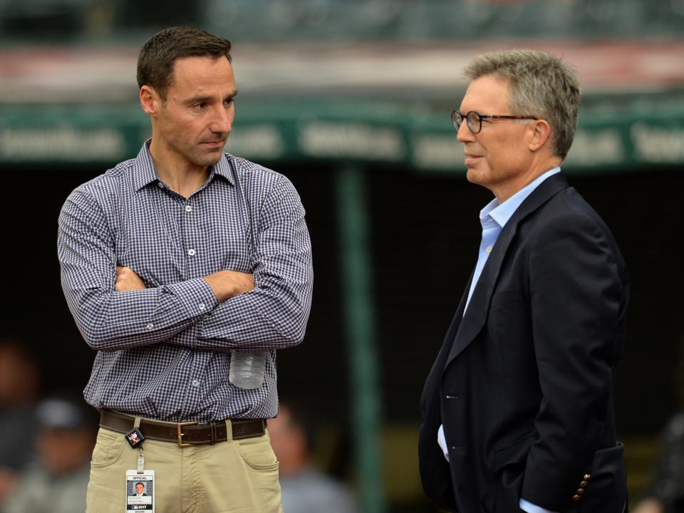 No Longer Rulers Of The AL Central, The Cleveland Indians Face A Year Of Big Decisions