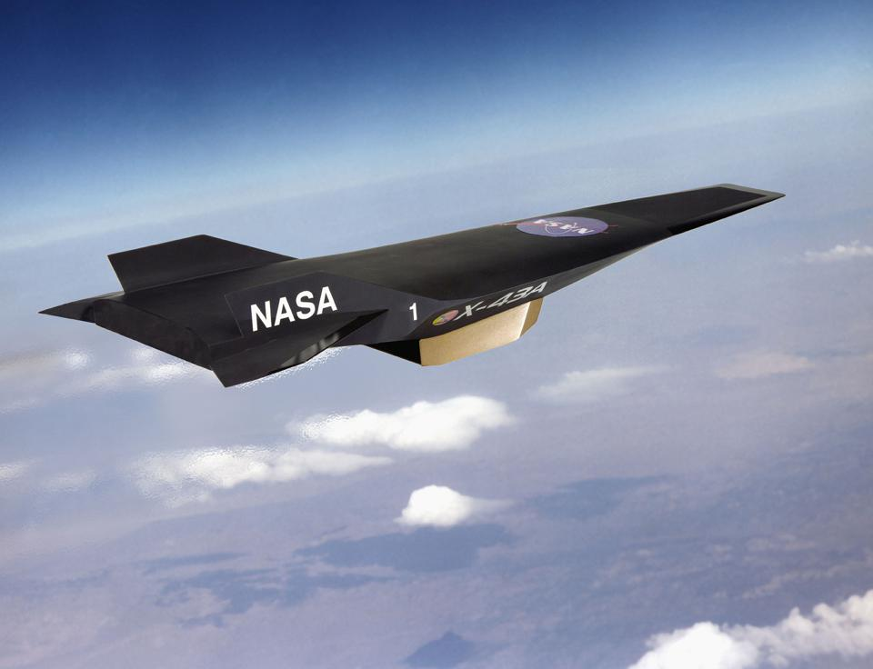 NASA″S Hypersonic Experimental Vehicle