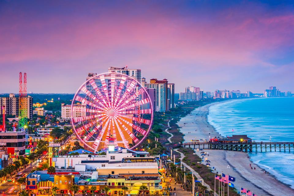 The Best Road Trips From Myrtle Beach