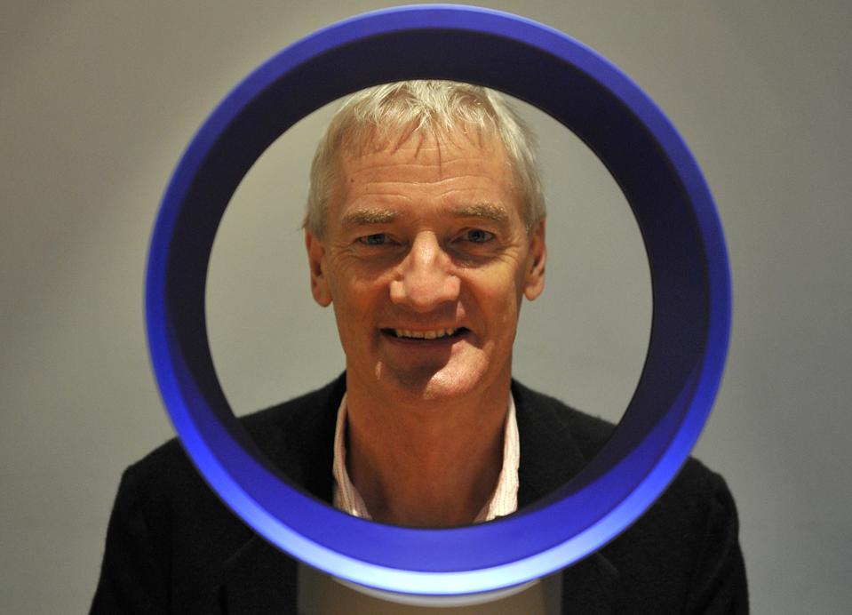 Dyson launches bladeless fan