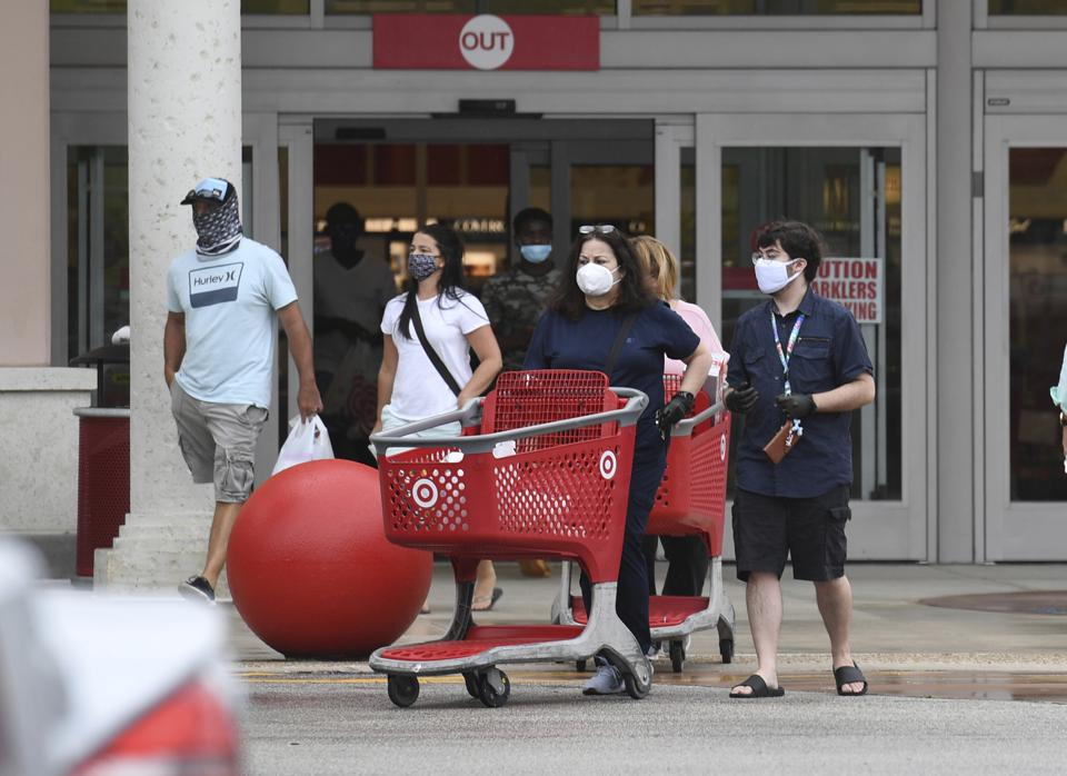 Home Depot, Target and Walmart Face High Expectations on Earnings During The Coronavirus Pandemic