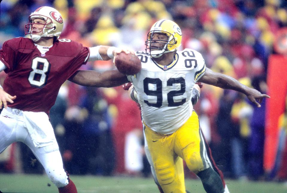 Remember When? The Green Bay Packers Dominated The San Francisco 49ers In The 1997 NFC Championship Game