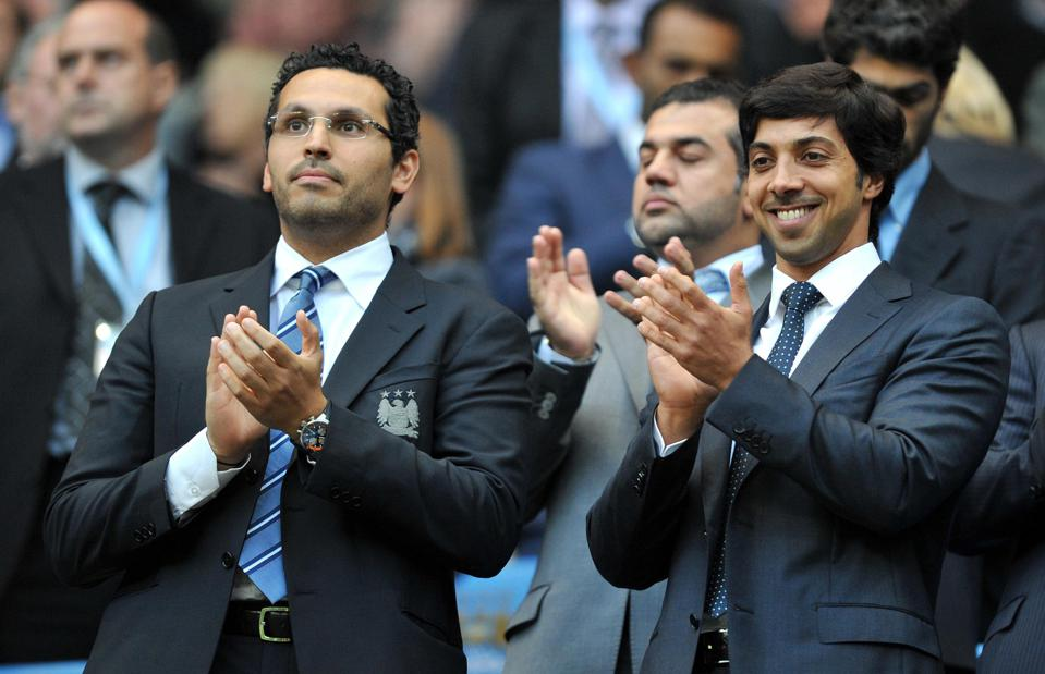 Soccer - Barclays Premier League - Manchester City v Liverpool - City of Manchester Stadium