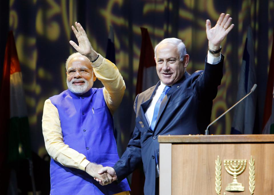 The Strengthening Relationship Between India and Israel Will Greatly Benefit Both Parties