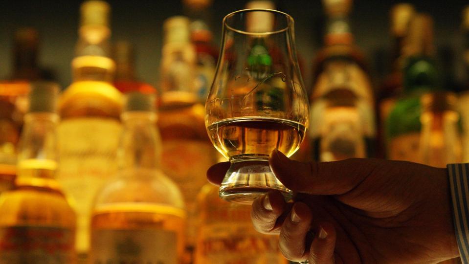 Scotch whisky whiskey exports Tariffs