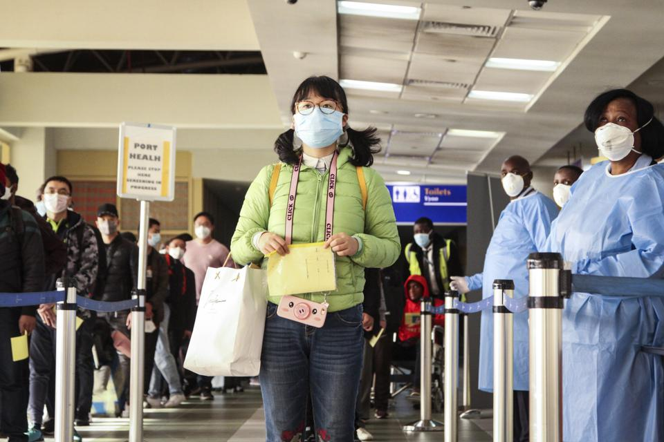 Kenya China Outbreak