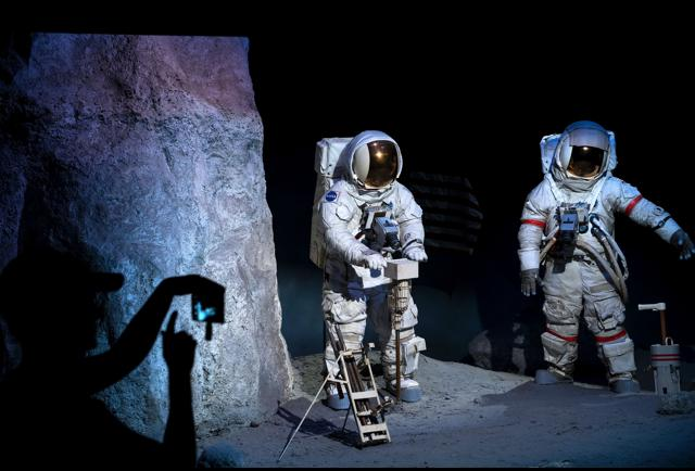 If Mankind Hadn't Stopped Going To The Moon, Would We Be ...