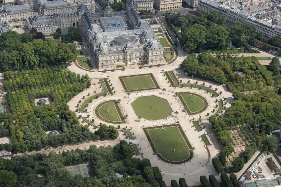 Jardin du Luxembourg Paris attractions