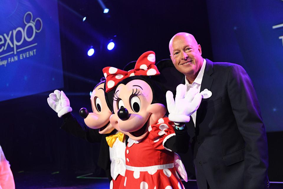 Disney's Coverage Of The D23 Expo 2017