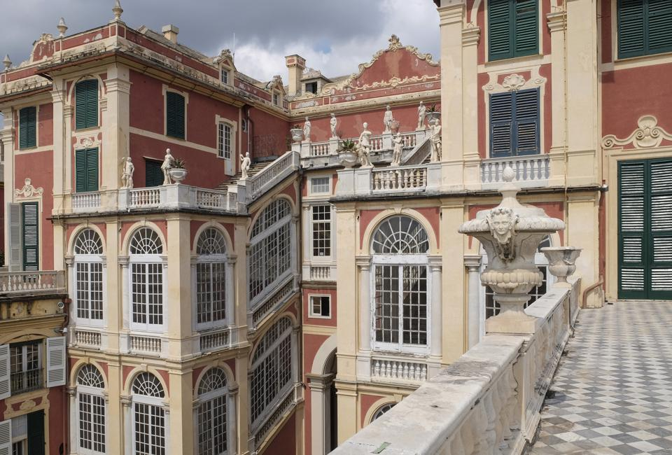 Palazzo Reale (Royal Palace).