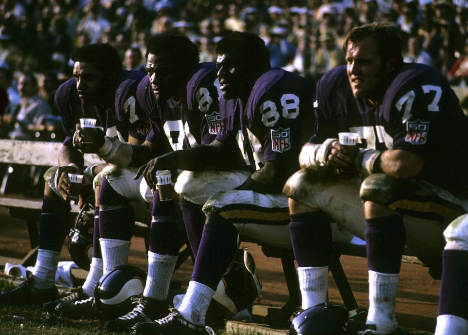 Minnesota Vikings vs Los Angeles Rams - December 7, 1969
