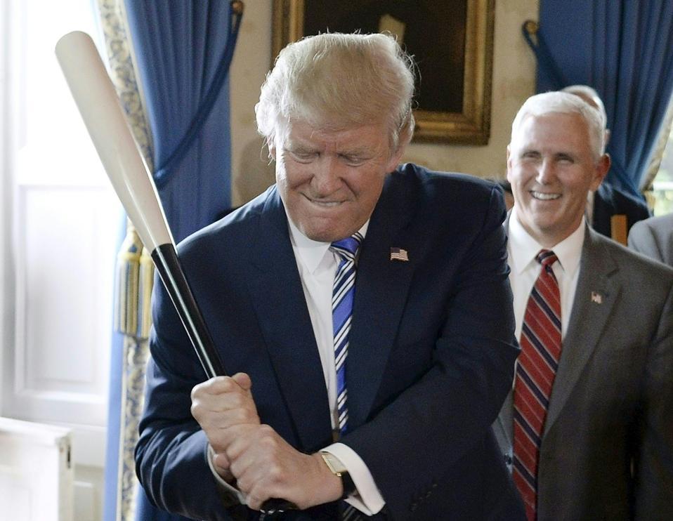 US-POLITICS-TRUMP-MADE IN AMERICA