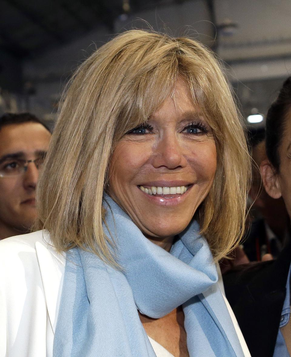 Meet Brigitte Macron France S Next First Lady
