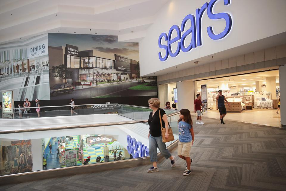 With Kenmore Deal Amazon Is A Winner For Sears Not So Much