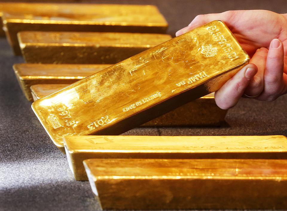 Germany Central Bank Gold
