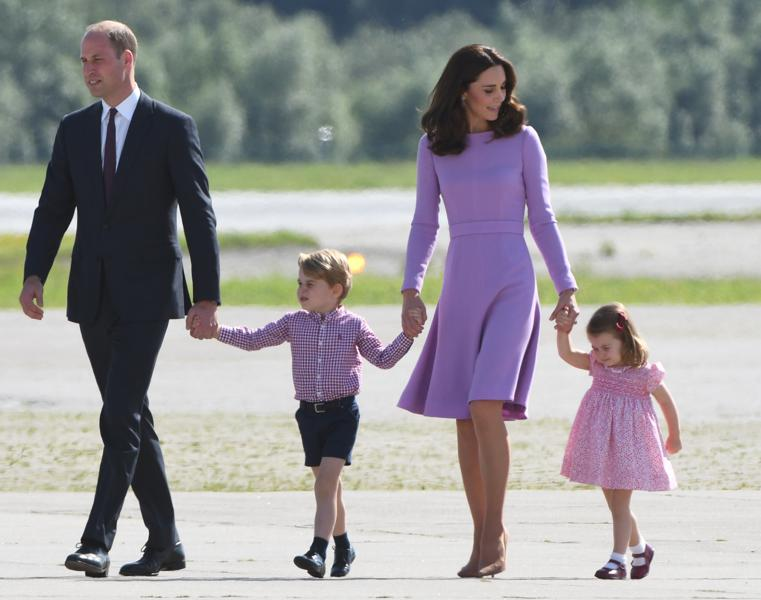Kate Middleton, Prince William And Kids In Germany: Best Pics Of Their Charm And Fashion Diplomacy