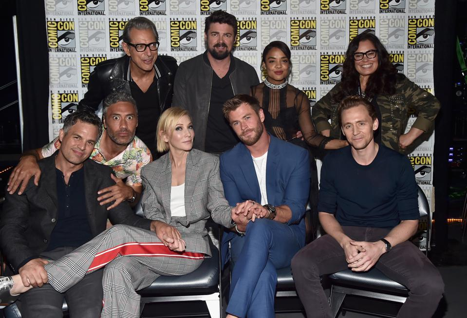 A 'Thor' Subject: Comic-Con's Biggest Winners On Social Media
