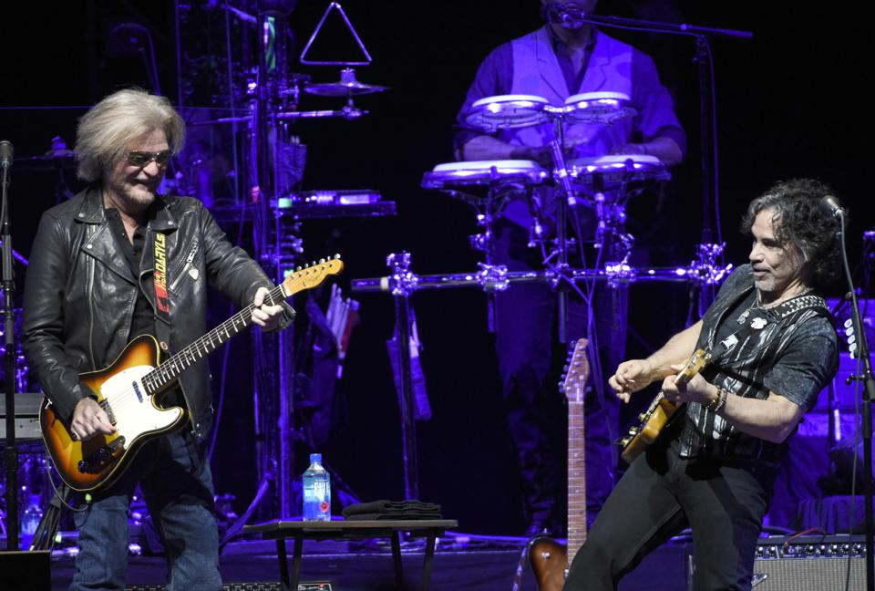 Daryl Hall And John Oates On Bourbon, Playing Louisville's Bourbon And Beyond Festival