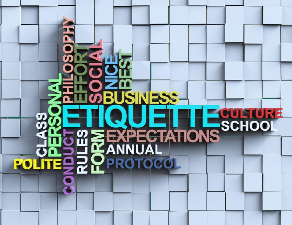 Etiquette 3d word  on cubes