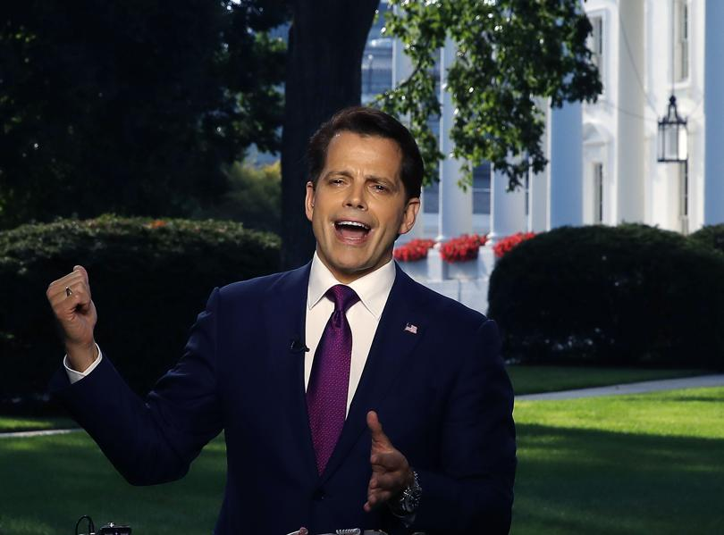 White House Communications Director Cites Paterno In Talking About Honor