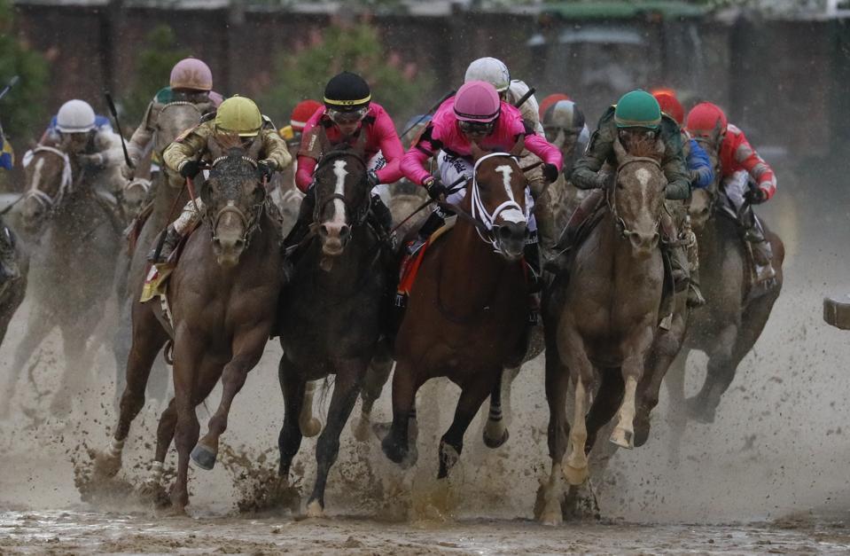 Bet on derby horses hoyle poker order of betting