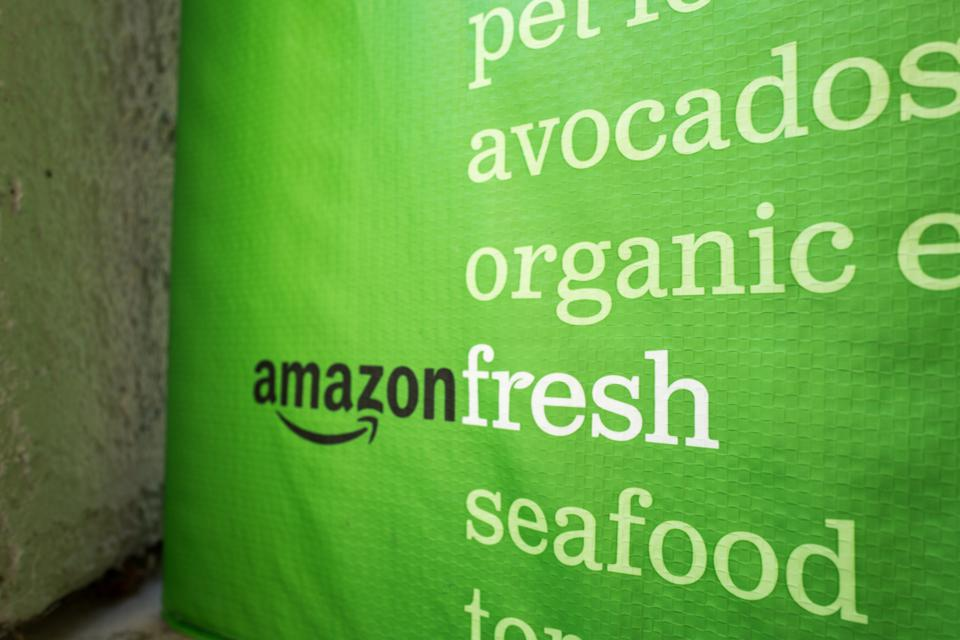 Amazon Fresh and Prime members and Amazon delivery fee