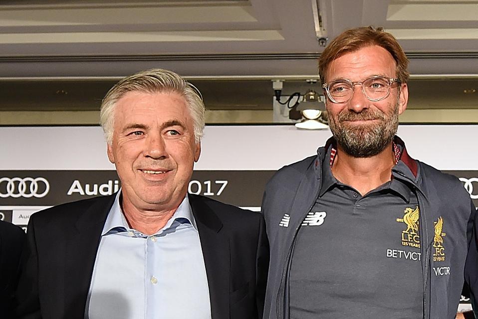 Ancelotti Prepare To Meet An Increasingly Familiar Foe Jurgen Klopp
