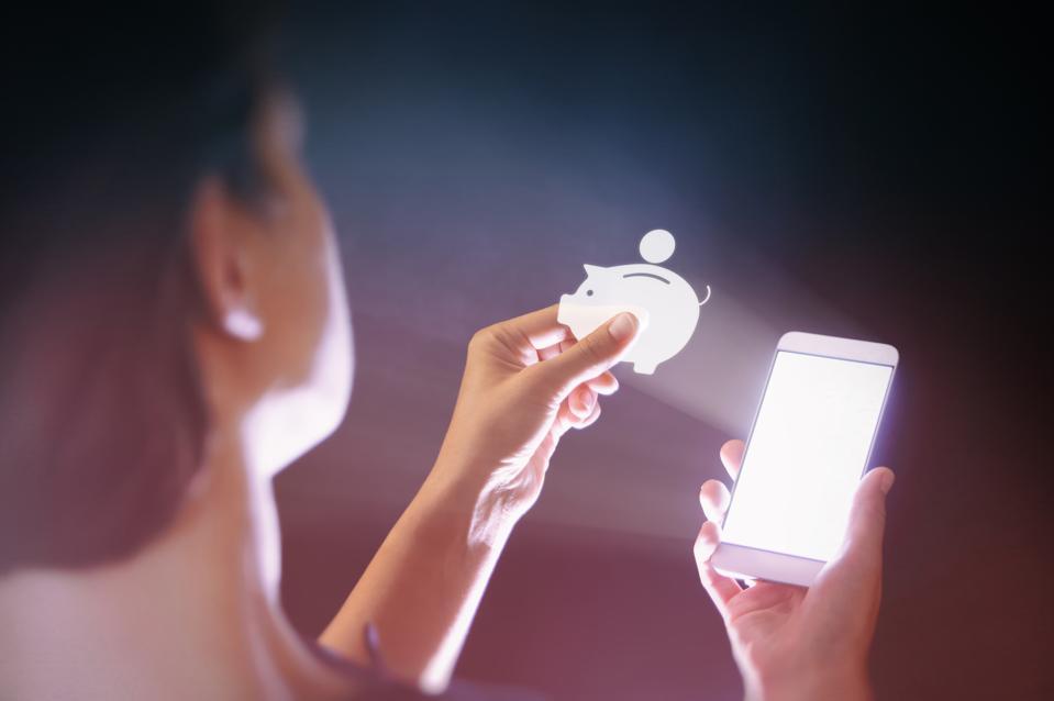 Modern technologies in banking
