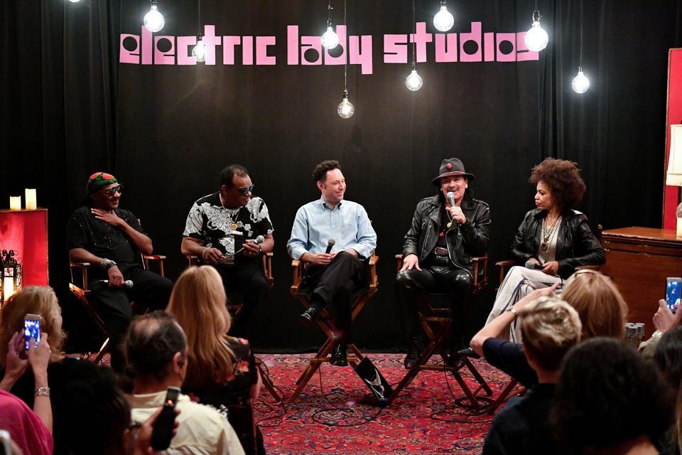 Carlos Santana Shares His Thoughts On DJ Khaled's Sampling Of 'Maria Maria'