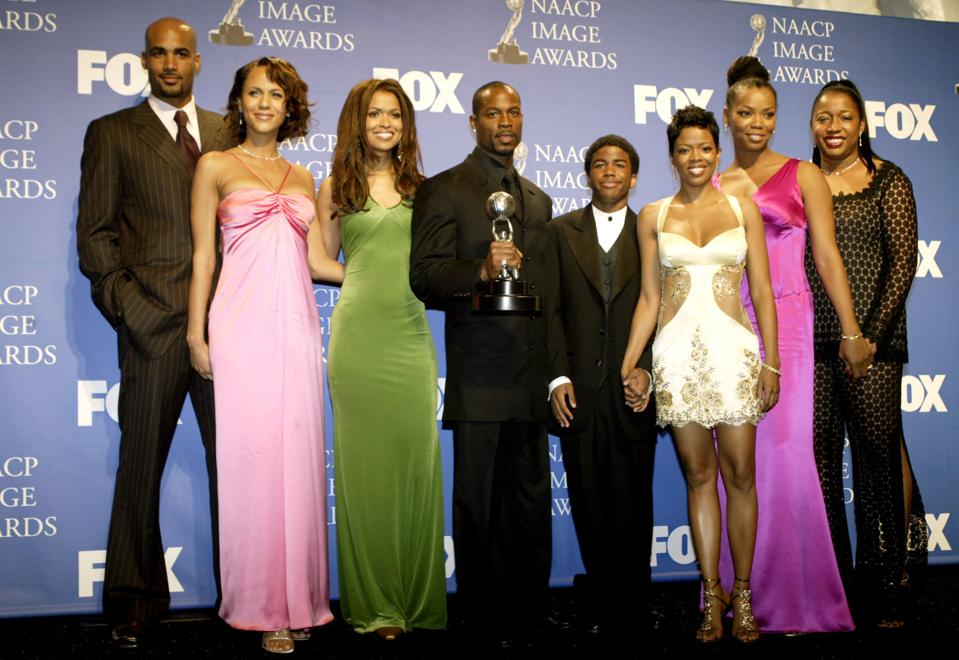 35th Annual NAACP Image Awards - Press Room