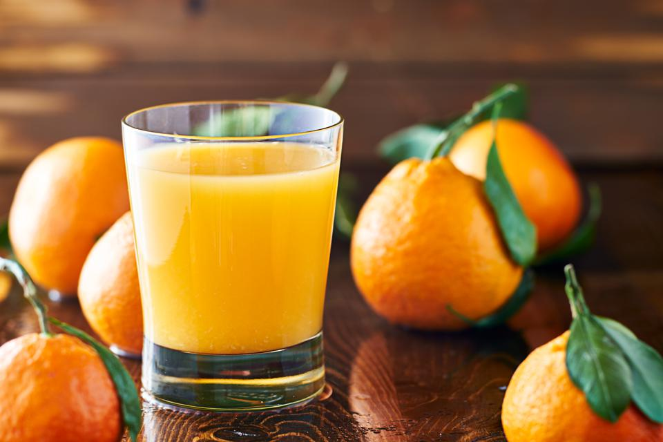 Why Orange Juice Sales Are On The Rise