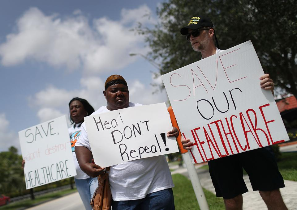 How Curtailing Obamacare's Medicaid Expansion Would Hurt Cancer Patients