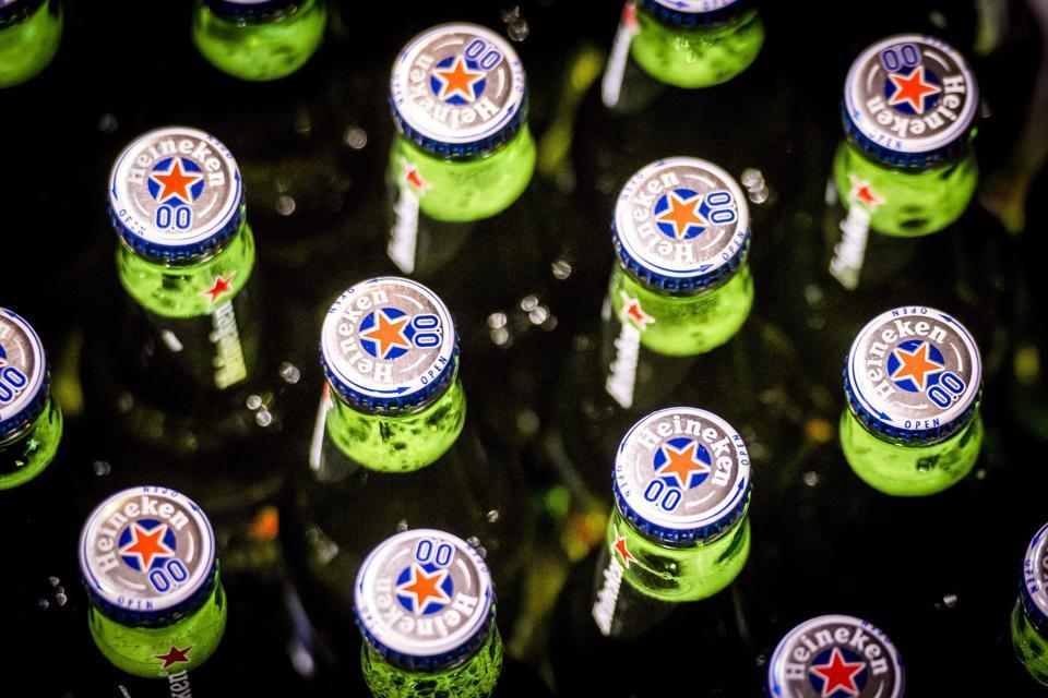 Heineken 0.0. LEX VAN LIESHOUT/AFP via Getty Images