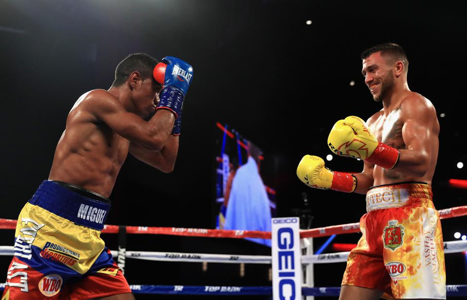 Image result for lomachenko marriaga